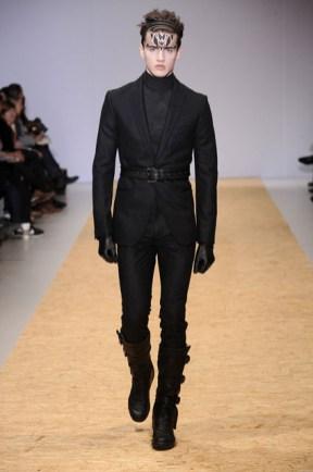 QASIMI Prt ˆ porter masculin Automne-Hiver 2011/2012