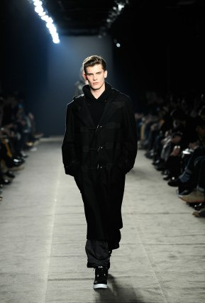 Y-3 - Runway - Fall 2011 Mercedes-Benz Fashion Week