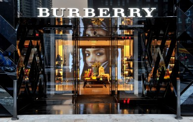 burberry flagship store sparkle roll, beijing-1