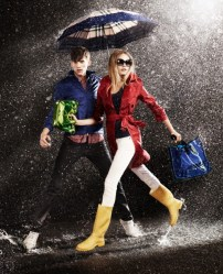 burberry ss11 april showers campaign