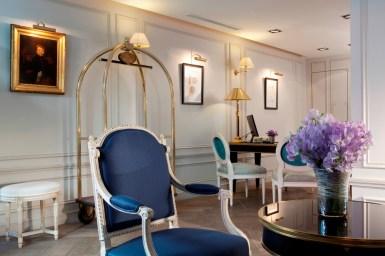 03 Hôtel de Buci-Paris -© Photo Christophe Bielsa Réception BD