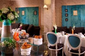09 Hôtel de Buci-Paris -© Photo Christophe Bielsa Salle des Petits-déjeuners BD