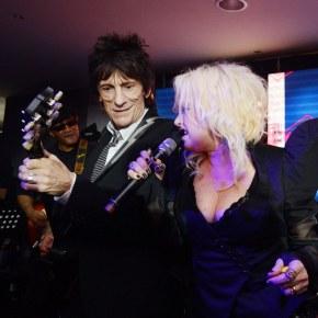 Showcase Cyndi Lauper et Belvedere, Cannes 2012