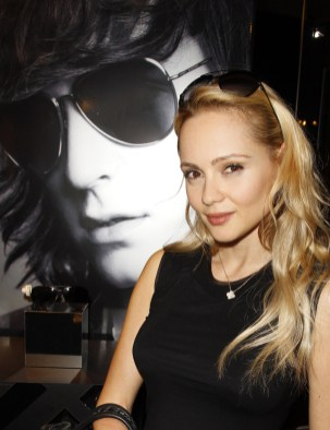 Béatrice Rosen at the Burberry Eyewear event in Paris0002