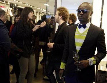 Burberry Eyewear event in Paris0006