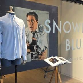 Acne «Snowdon Blue» London launch