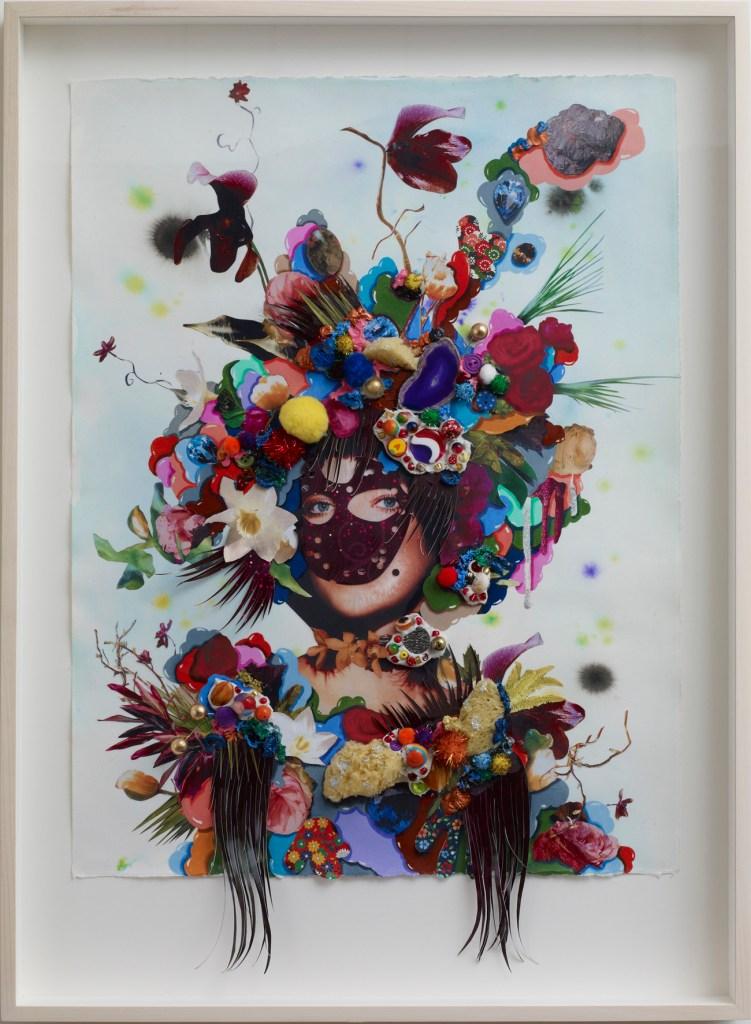 Flowers gallery by Pascal Mutel : Quand l'art floral accueille l'art contemporain…