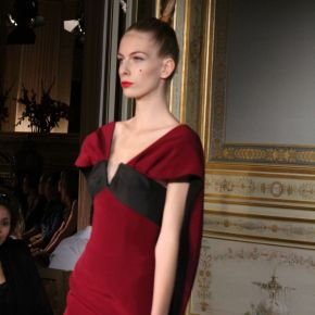 Alexis Mabille fait de la femme «un bijou de désir»