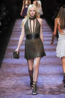 Pixelformula Paco Rabanne Summer 2013 Womenswear ready to wear Fashion Show Paris