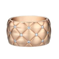 Bandeau Matelassé Ring