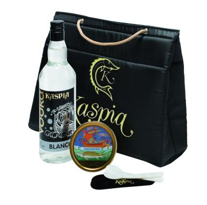 Coffret Caviar & Vodka