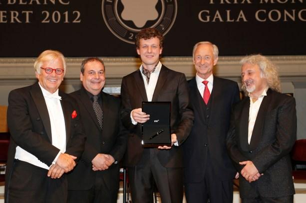 Prix Montblanc 2012