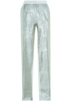 metalic trouser