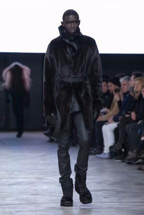 Rick Owens Menswear Fall Winter 2013, Paris