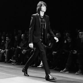 Saint Laurent Paris Menswear Automne/Hiver 2013/2014
