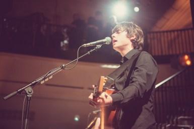 Burberry Acoustic presents Jake Bugg Live at 121 Regent Street, London-2