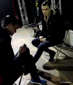 Daks Backstage