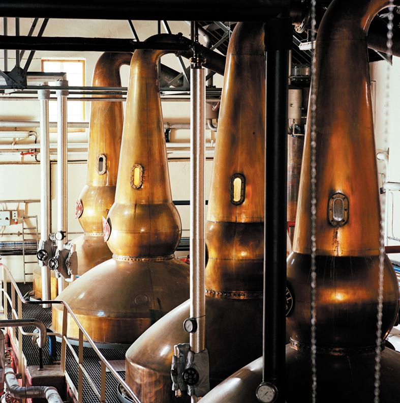 Distilllation