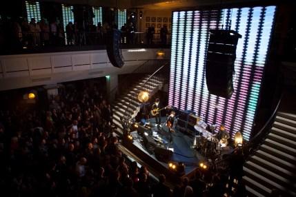 burberry acoustic presents jake bugg live at 121 regent street, london