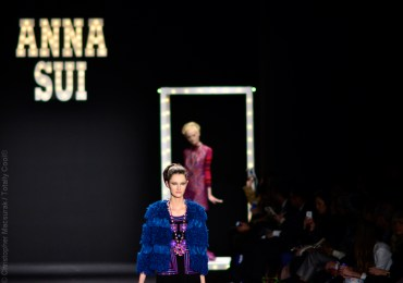 Anna Sui Fall Winter 2013-15
