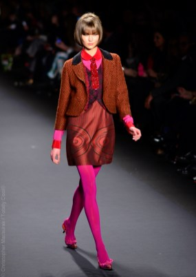 Anna Sui Fall Winter 2013-2