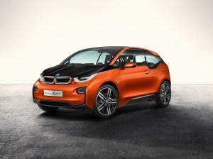 BMWi3 Concept Coupé