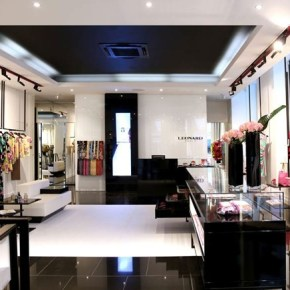 Réouverture de la boutique Leonard – Paris