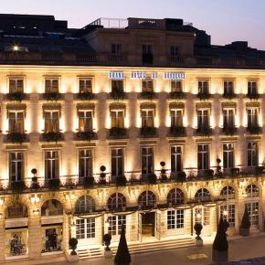 Dîner d'exception au Grand Hôtel de Bordeaux & Spa