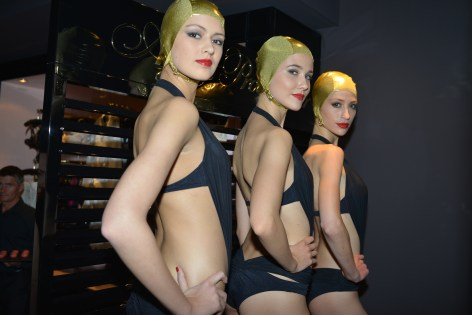 AP Cannes Models