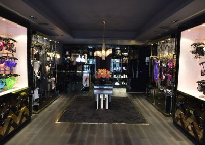 Agent Provocateur - Cannes Store