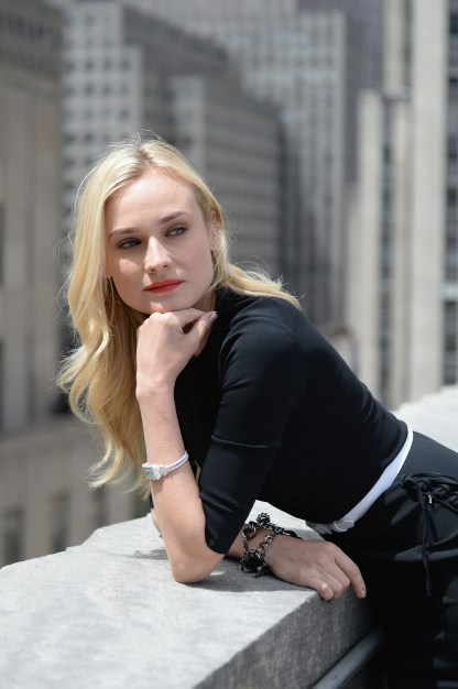 Jaeger-LeCoultre Portrait Session With Diane Kruger