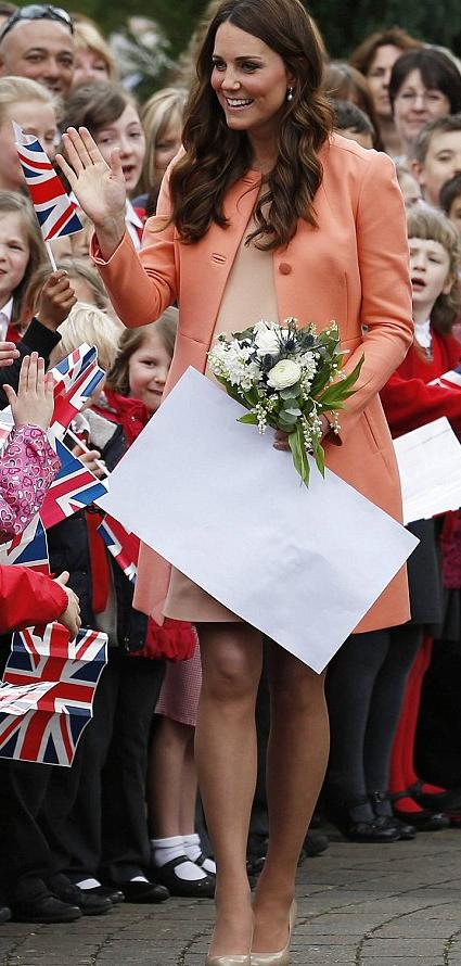Kate Middleton x Tara Jarmon 1