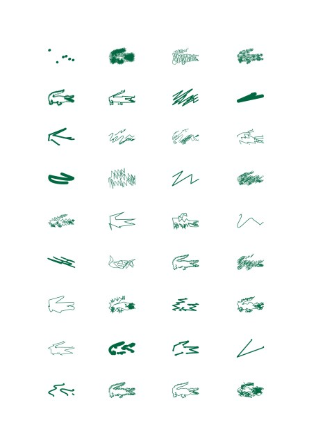 CP LACOSTE HOLIDAY COLLECTOR N°8 PAR PETER SAVILLE-1
