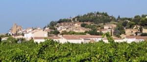 Commune de Laudun-L'Ardoise, département du Gard, Languedoc-Roussillon.