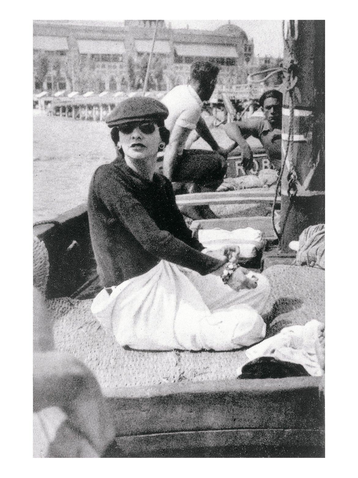 1936 Chanel in Venice