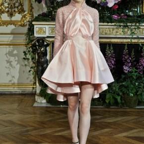 Alexis Mabille Couture Hiver 2014 avec Swarovski