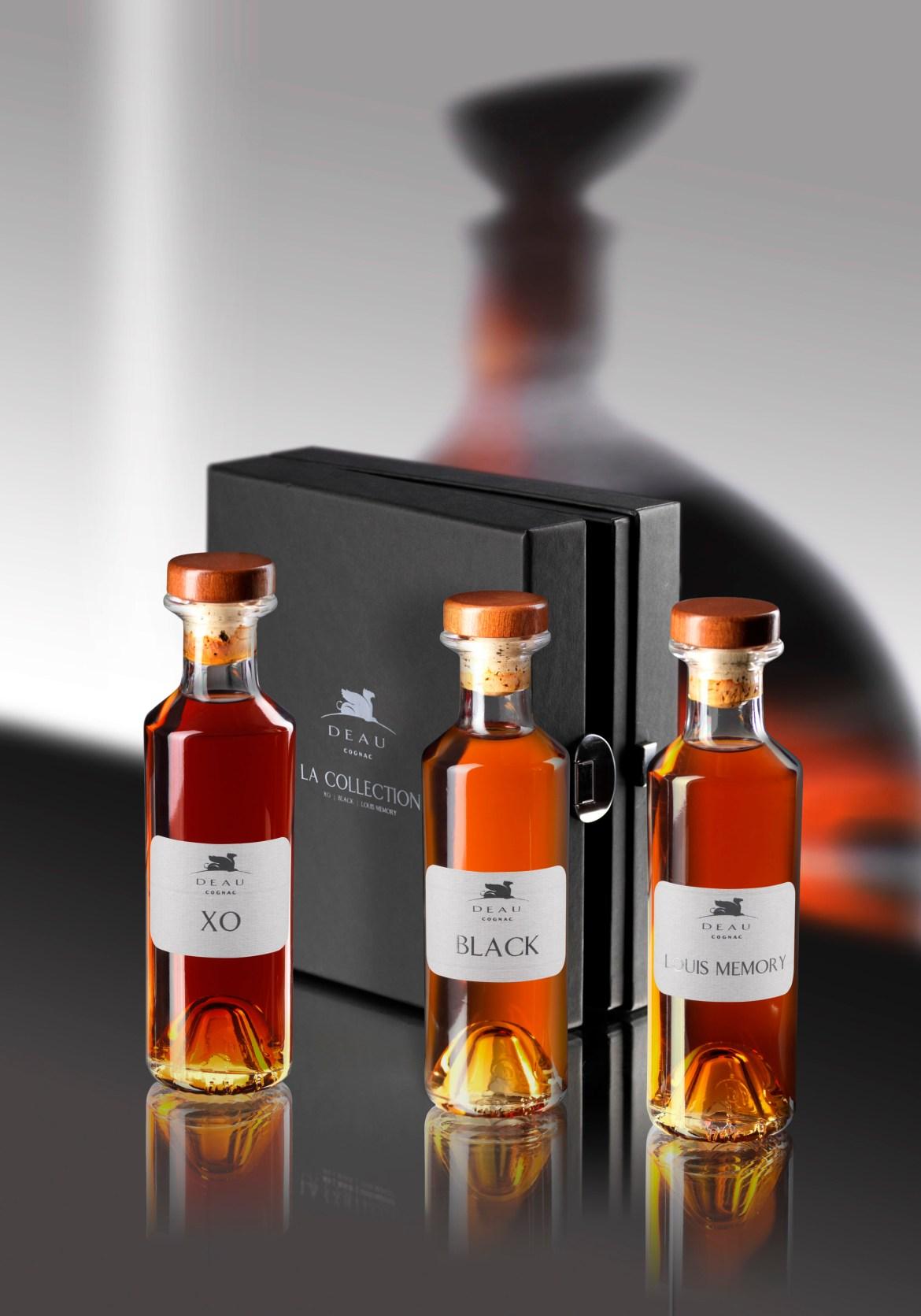 Coffret Cognac Deau 1