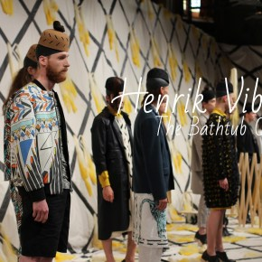 Henrik Vibskov – The Bathtub Observer SS14