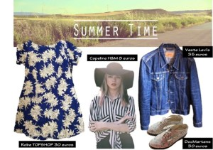 LOOKBOOK SUMMER TIME VINTED