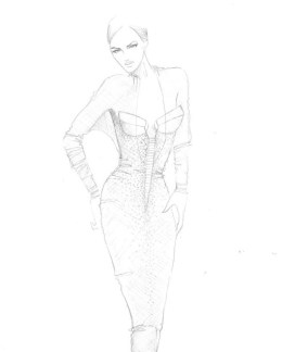 Sketch AV - Couture AW13 (2)