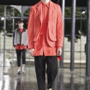 John Galliano Menswear Printemps/Été 2014