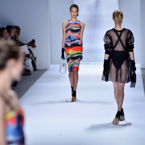 MILLY by MICHELLE SMITH, MERCEDES-BENZ FASHION WEEK, PRINTEMPS 2014, New York