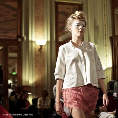 Fashion Week De¦üfile¦ü Ken Okada Ho¦étel Lutetia 24_09-10