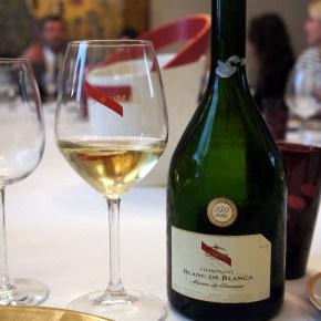 Accords mets et champagnes d'exception : G.H.MUMM Grands Crus, Jean-Pierre Vigato et l'Apicius