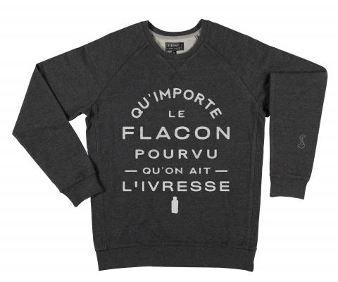Sweatshirt--STEP-ART-ICONOPRESS-Ivresse