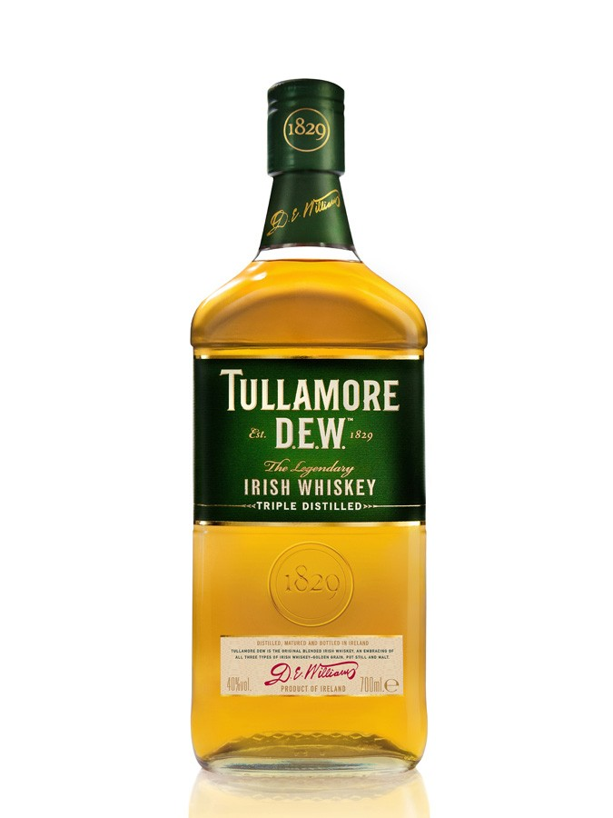 TULLAMORE DEW EMBLEMATIQUE