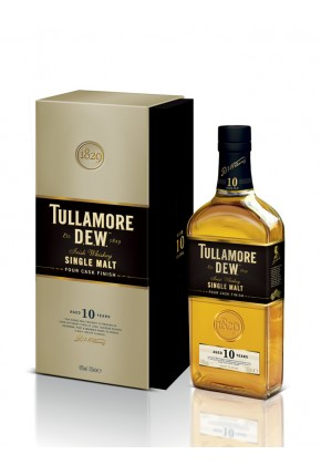 TULLAMORE DEW SINGLE MALT