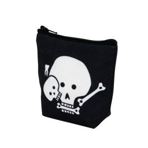 AK-LH - Crazy Bones Porte-monnaie - Purse Recto