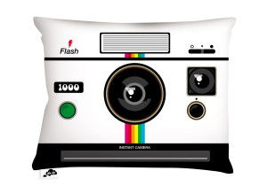AK-LH - Techno Instant Camera Coussin - Cushion