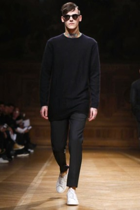 Bill Tornade, Menswear, Fall Winter, Paris, 2014